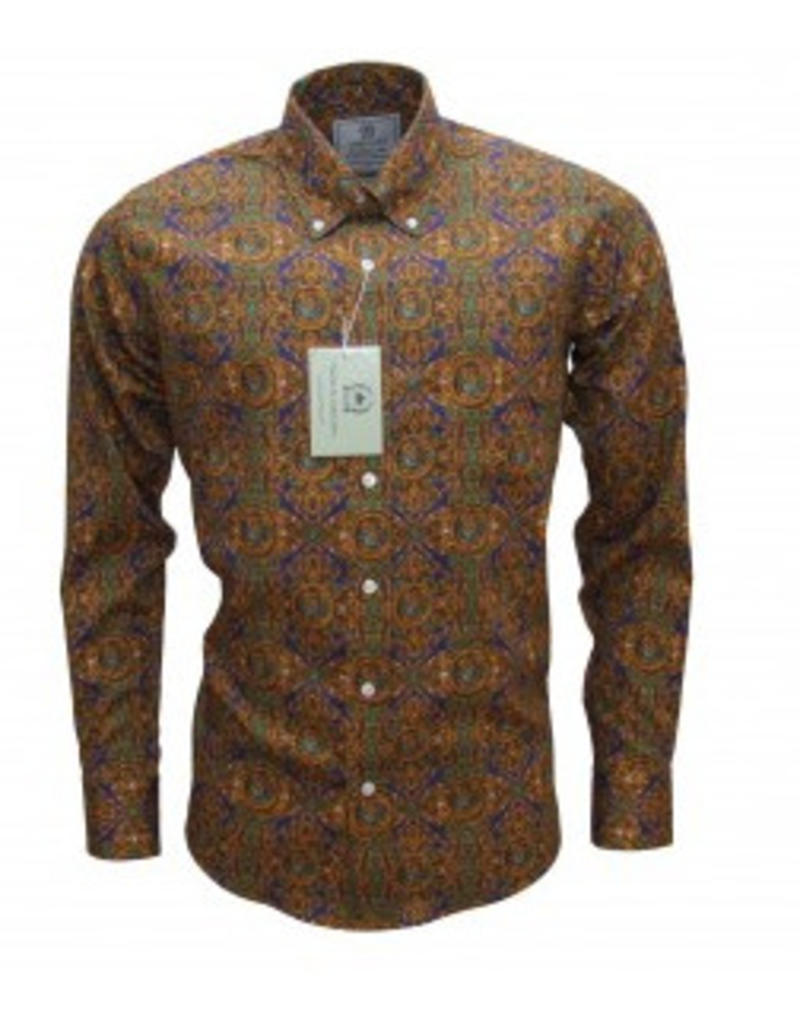 Relco London shirt with ornaments