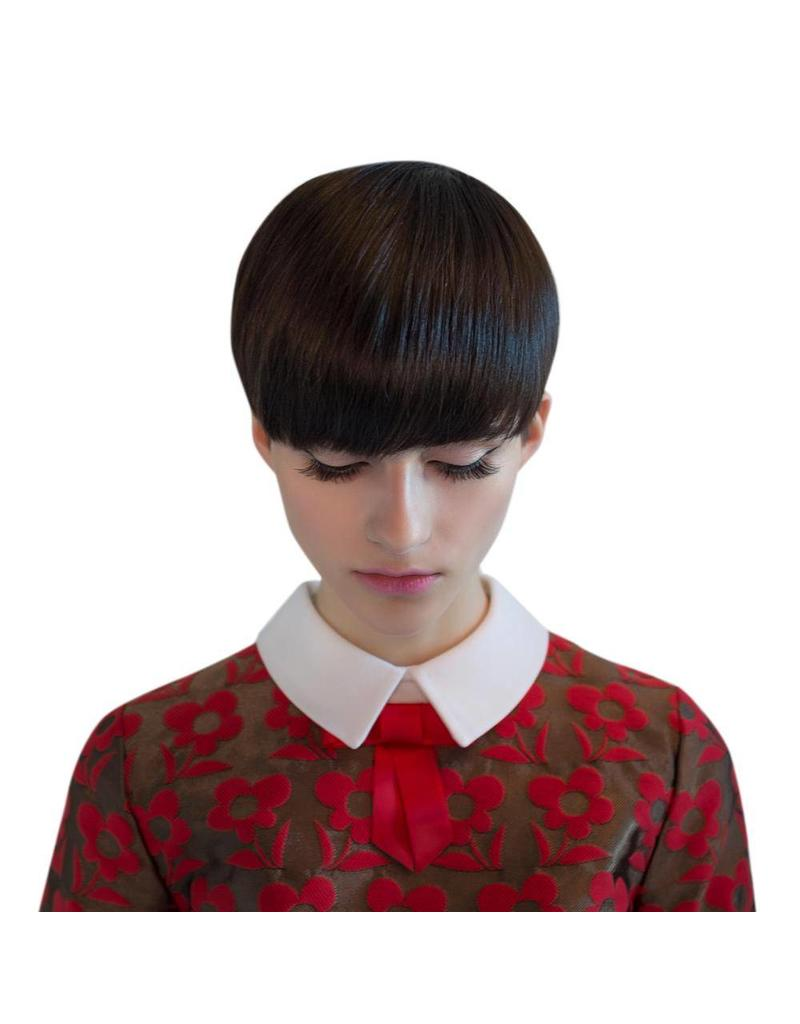 Marmalade Mod Kleid in rot/kupfer