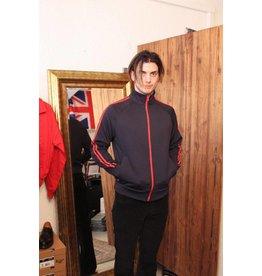 Relco London Sportjacke mit Reißverschluss navy