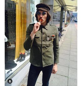 Madcap England Vintage Lennon Military Jacket