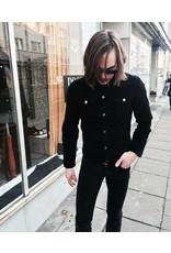 Madcap England Cordjacke in schwarz aus UK