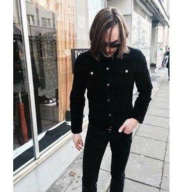 Madcap England Cord Jacke in schwarz