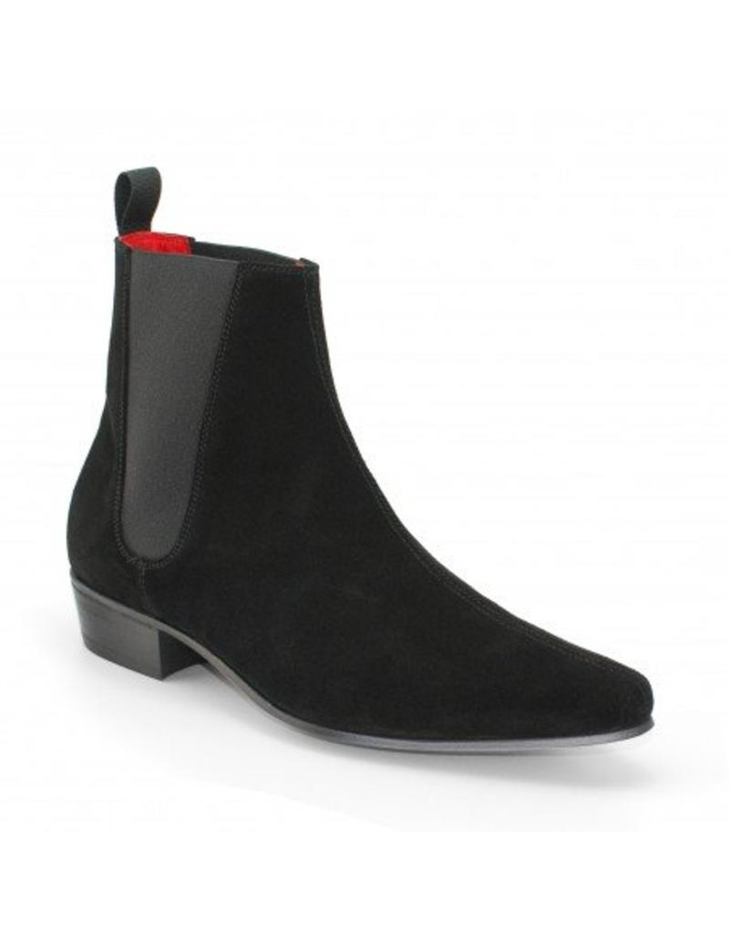 Beatwear Liverpool Low Cavern Boot Schokolade