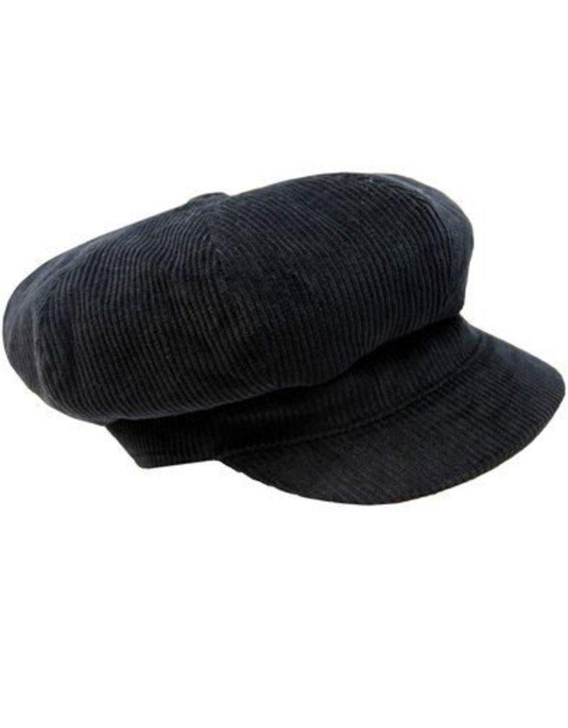 Madcap England Bobbie Hut in schwarz