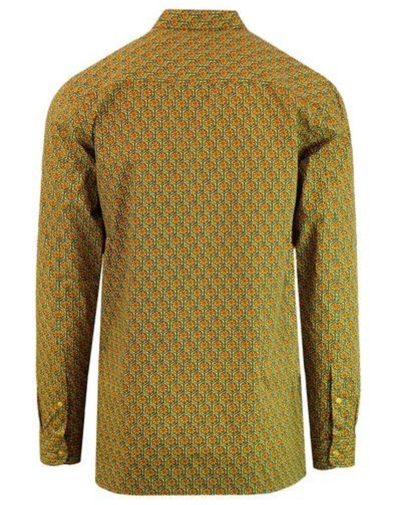 Madcap England Middle Earth Floral Kaftan Shirt