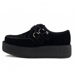 T.U.K. Footwear Creeper double Wildleder