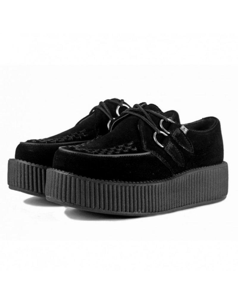 T.U.K. Footwear Creeper double Wildleder