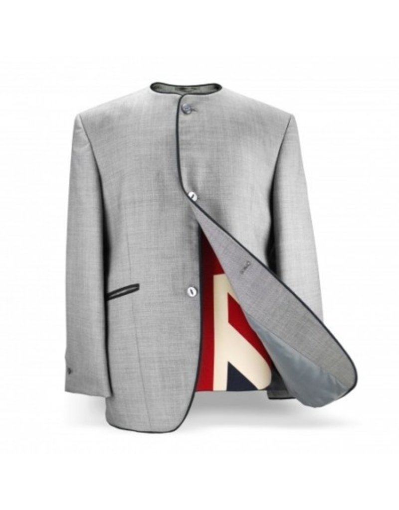Beatwear Liverpool Colarless Suit, Jacket