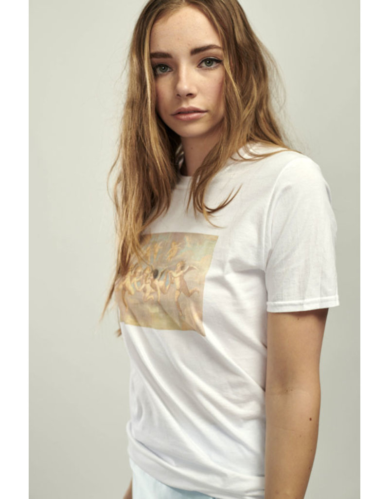 Milk It T-Shirt Angel