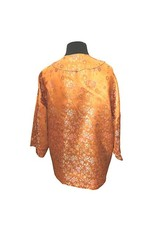 Liv Schwarz Kimono Jacket orange