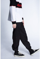 The Ragged Priest Black Combat Trousers