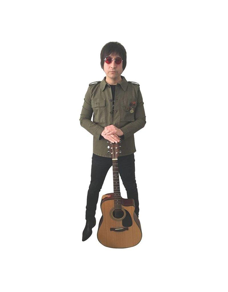 Madcap England Vintage Lennon Military Jacke in olivgrün