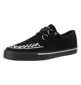 T.U.K. Footwear Creeper Sneaker schwarz/weiß