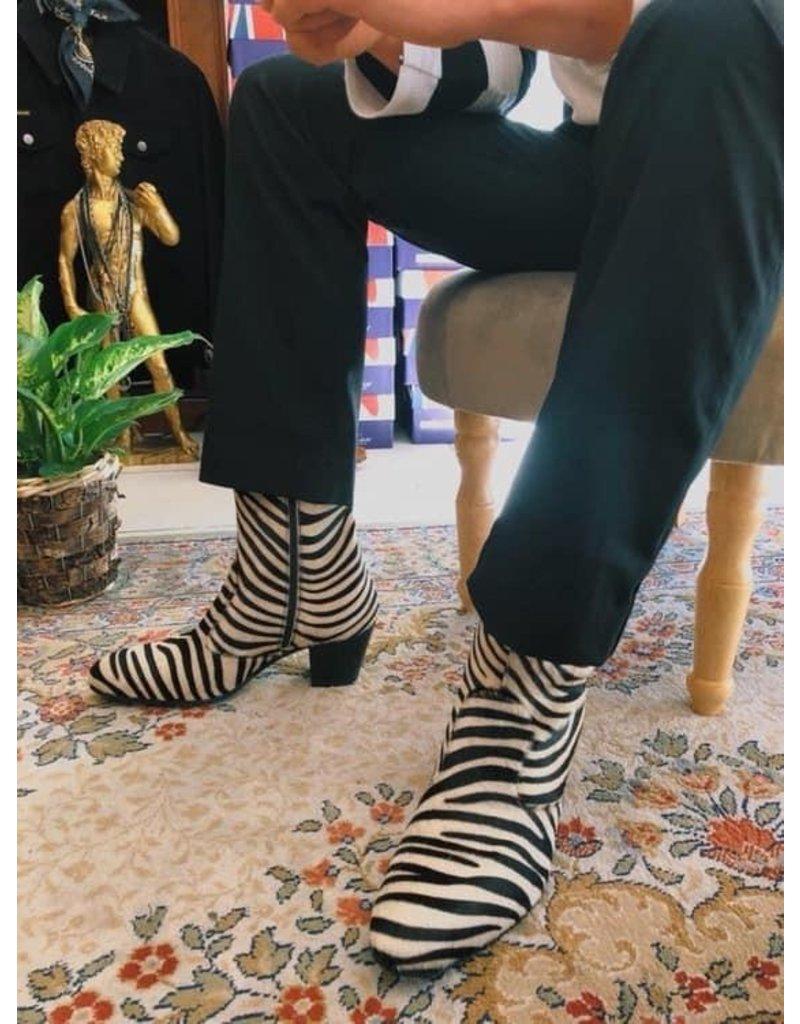 Beatwear Liverpool Zebra Boot