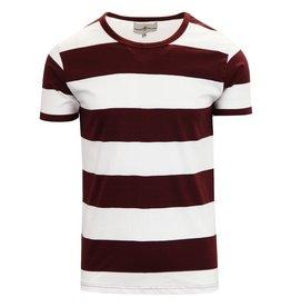 Madcap England T-Shirt mit breiten Streifen
