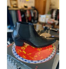 Madcap England Chelsea Boots mit Paisleymuster