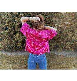 Liv Schwarz Kimono Jacke Boho summer dream
