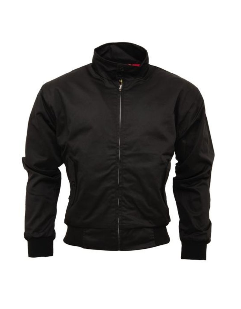 Relco London Harrington schwarz