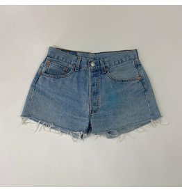 Levis Vintage High Waisted Shorts