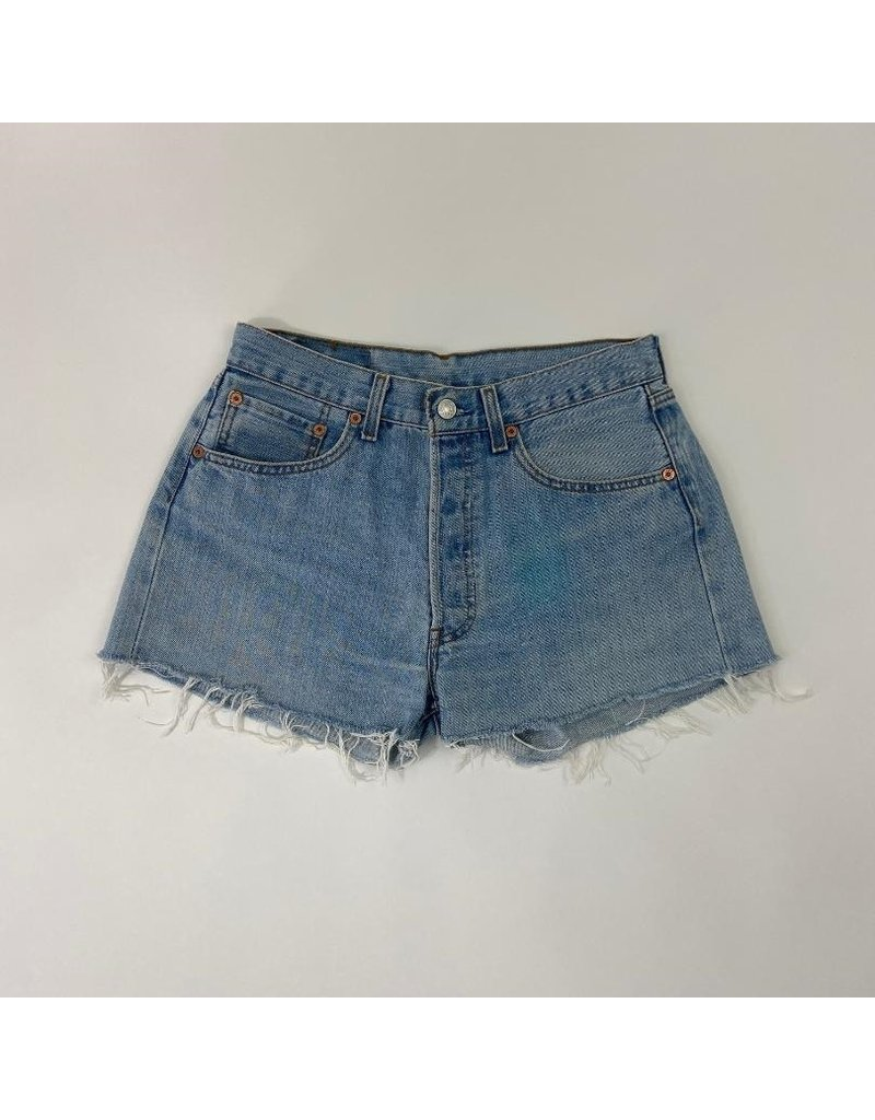 Vintage Levis High Waisted Shorts 28