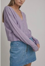 The Ragged Priest Strickjacke in pastell