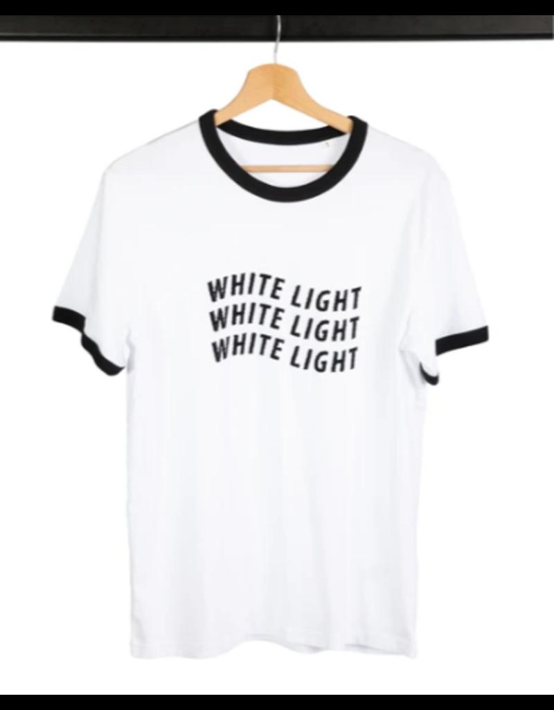 Good Morning Keith T-Shirt White Light