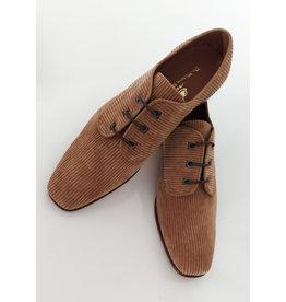 Dr. Watson Shoemaker Cordschuhe im Vintage 60s Stil