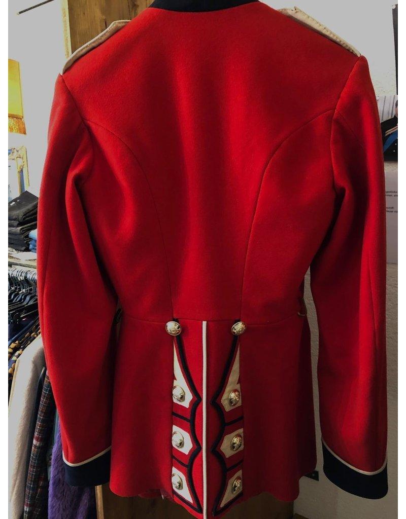 Uniformjacke rot