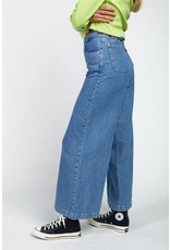The Ragged Priest Jeans mit extra weitem Bein in hellblau