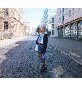 Liv Schwarz liv schwarz - Rock kariert blau