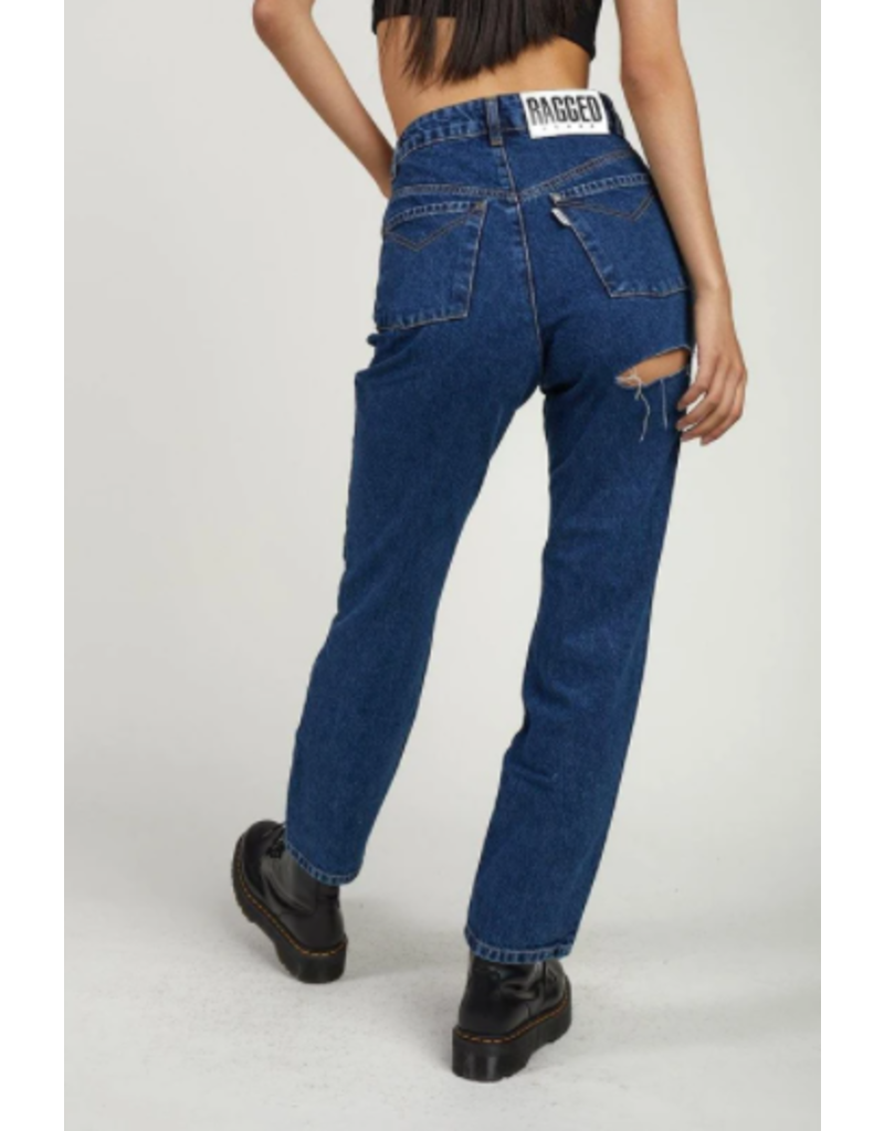 The Ragged Priest Jeans Butt Cut Indigo