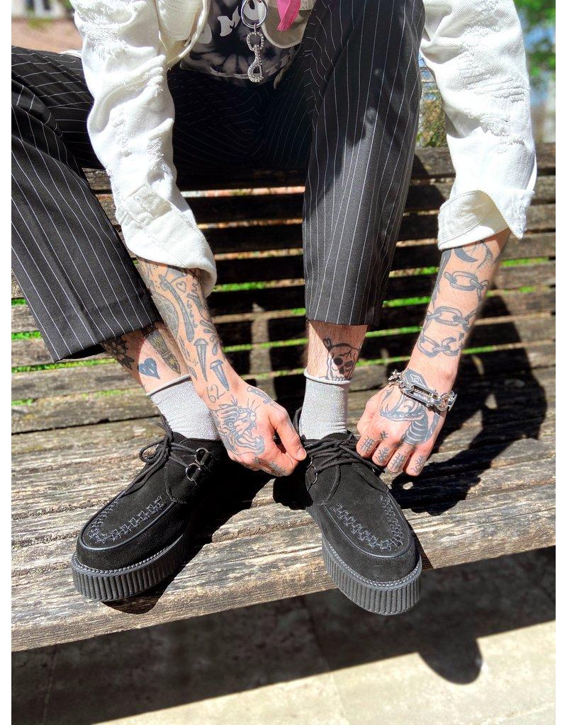 T.U.K. Footwear Creeper Double Wildleder Herren
