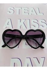 Sonnenbrille Herz