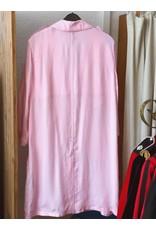 Trenchcoat in rosa