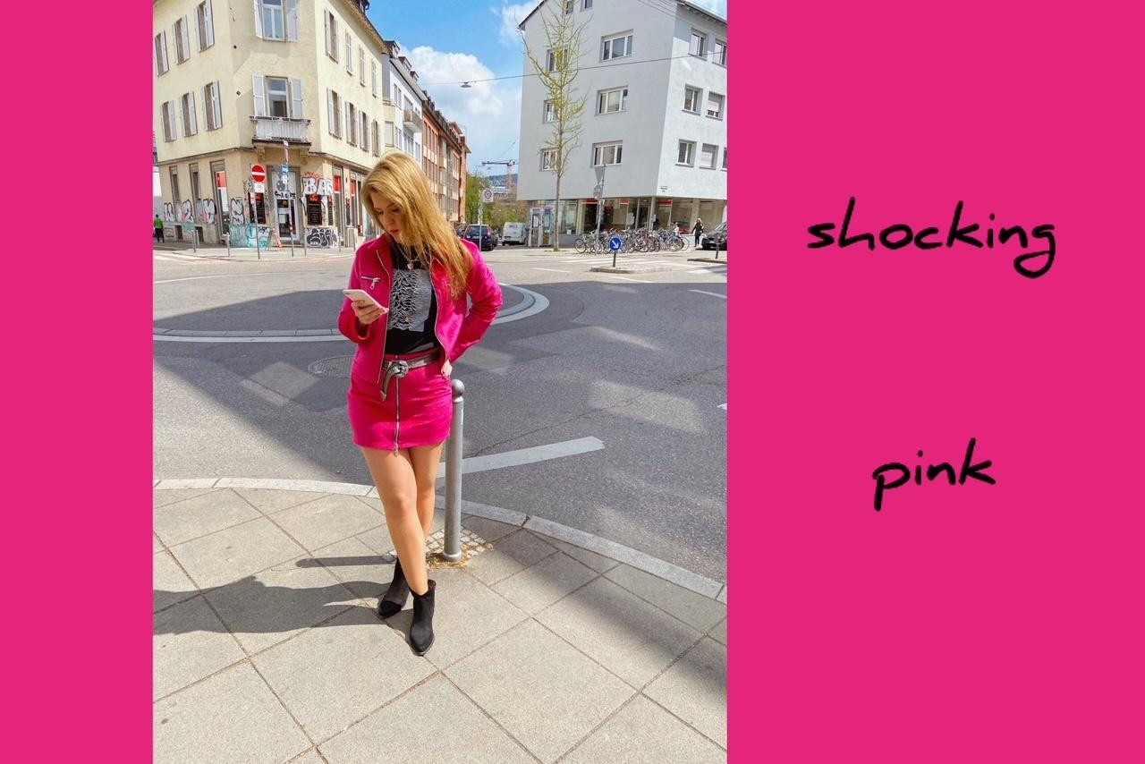 Olivia Shocking Pink