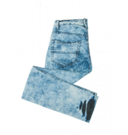 Relco London Jeans in Acid Waschung