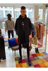 Real Hoxton Mantel Mod in schwarz