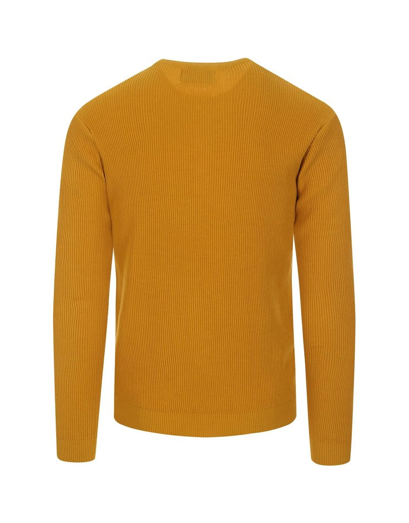 Madcap England Shirt Rippstrick in gold