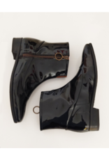 Dr. Watson Shoemaker Mod Boots in schwarz