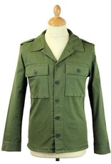 Madcap England 70s Jacke Army Style