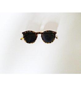 Sonnenbrille mit Schildblattrahmen