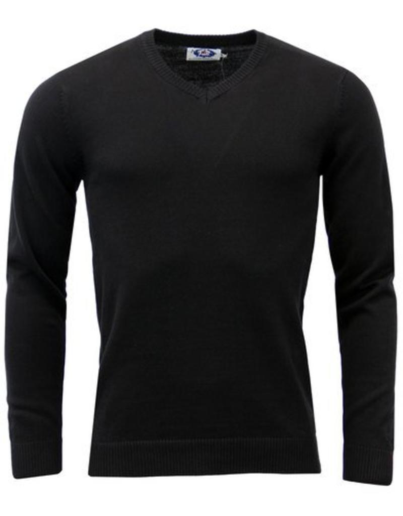 Madcap England Redford Mod Sweater (schwarz)