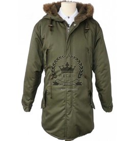 Relco London Fishtail Parka
