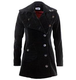 Madcap England Velvet Grace Coat