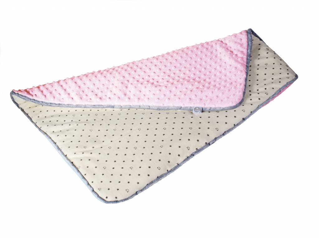myHummy Winter blanket baby - pink