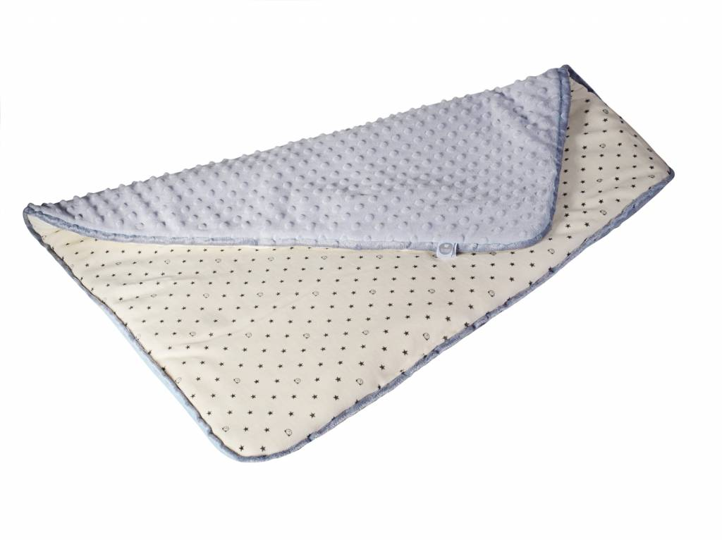 myHummy junior deken in de kleur grijs