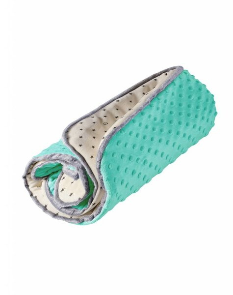 myHummy Winter blanket junior - Mint