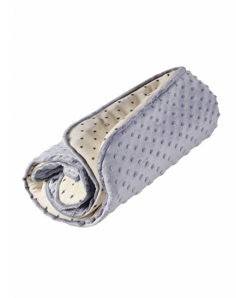 myHummy Winter blanket junior - grey
