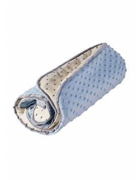 myHummy junior deken in de kleur blauw