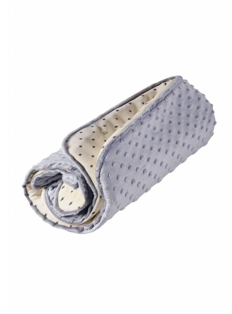 myHummy baby deken in de kleur grijs